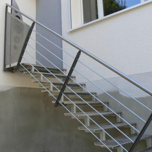 Treppe II
